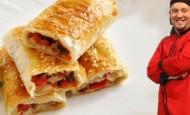 Özgür Şef'ten Patlıcanlı Börek Tarifi