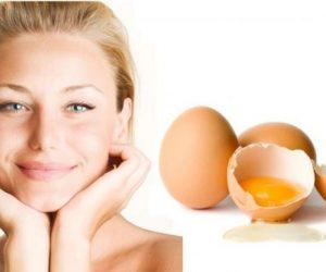 Her tip saça uygun yumurta maskesi