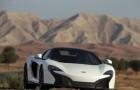 Maclaren'dan Özel Üretim Otomobil